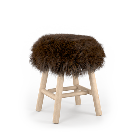 TABOURET MEDIUM STOOL MOUMOUTE