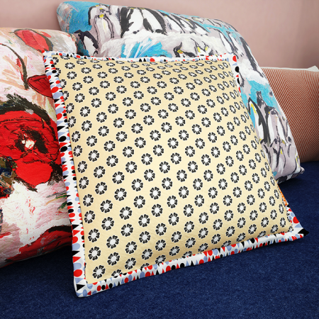 COUSSIN PARADISE MORA OR