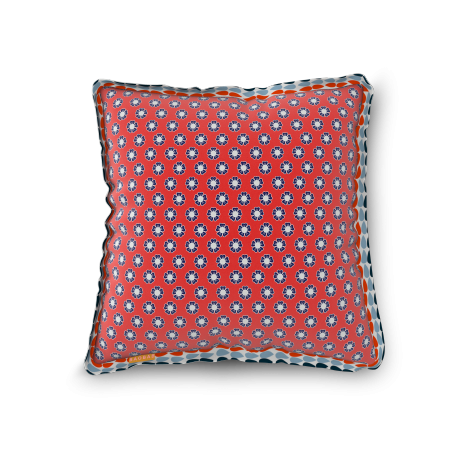 COUSSIN PARADISE MORA RED