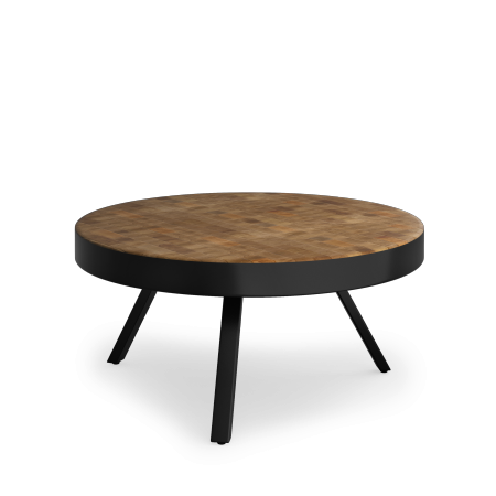 TABLE BASSE WOODY