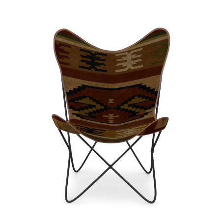 FAUTEUIL BUTTERFLY AZTEQUE