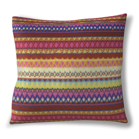 Coussin Mexico Anis