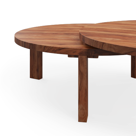 DUO TABLE BASSE