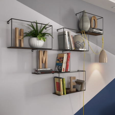 ETAGERE MURAL EXPO