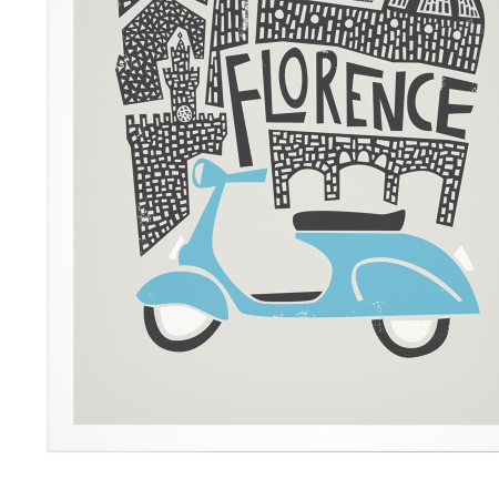 ART POSTER FLORENCE