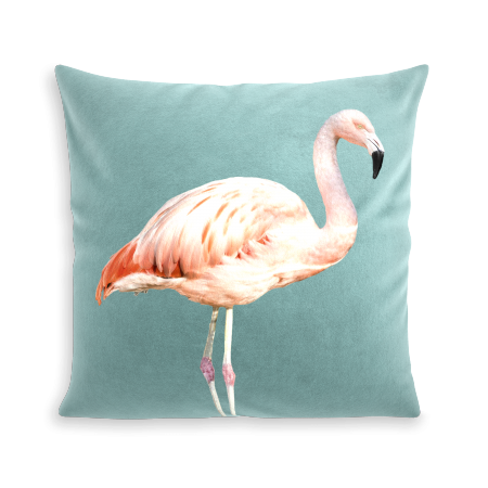 COUSSIN PINK FLAMINGO
