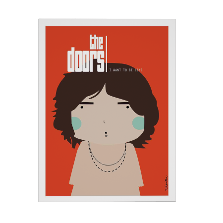 ART-POSTER THE DOORS