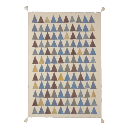 TAPIS KILIM TRIANGLES
