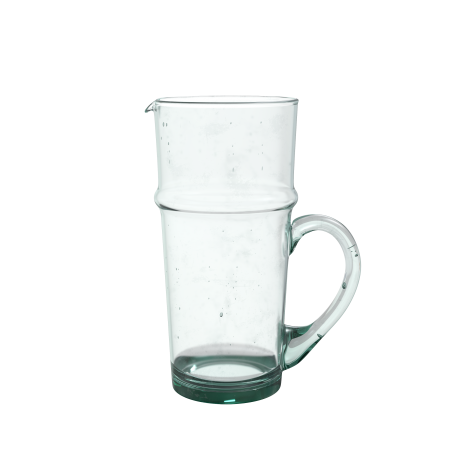 Carafe verre transparent