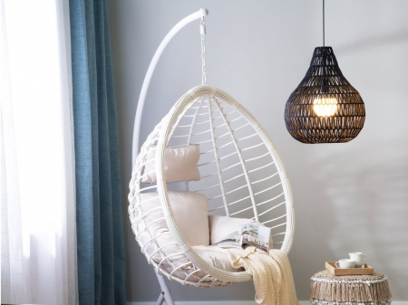 Lampe suspension noire MOLOPO